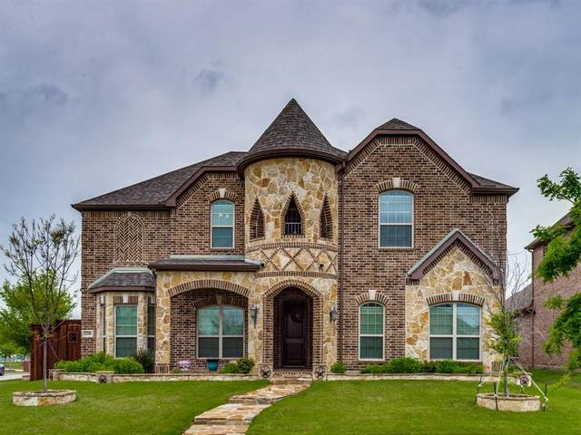 12310 Pleasant Grove Drive, Frisco, TX 75035 (MLS #14298842) :: Robbins Real Estate Group