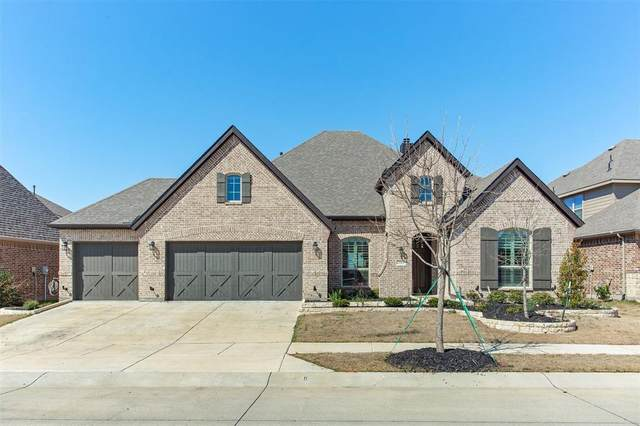 2005 Commons Way, Prosper, TX 75078 (MLS #14298869) :: The Kimberly Davis Group