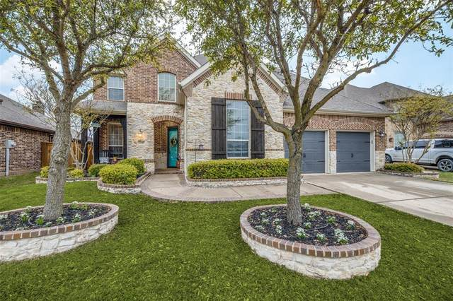 1240 Wedgewood Drive, Forney, TX 75126 (MLS #14298878) :: The Mauelshagen Group