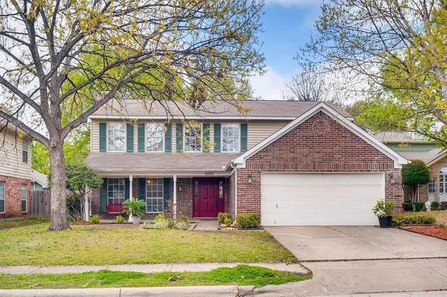5575 Rocky Mountain Road, Fort Worth, TX 76137 (MLS #14298886) :: The Heyl Group at Keller Williams
