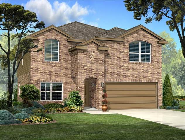 2121 Myrtle Beach Drive, Fort Worth, TX 76108 (MLS #14298925) :: Real Estate By Design