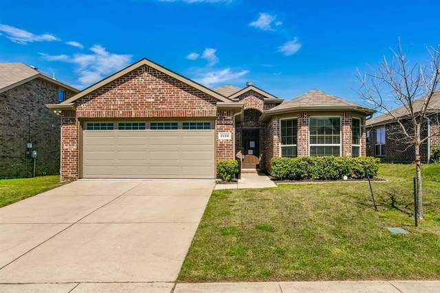 2110 Cedar Trail, Anna, TX 75409 (MLS #14298976) :: Real Estate By Design