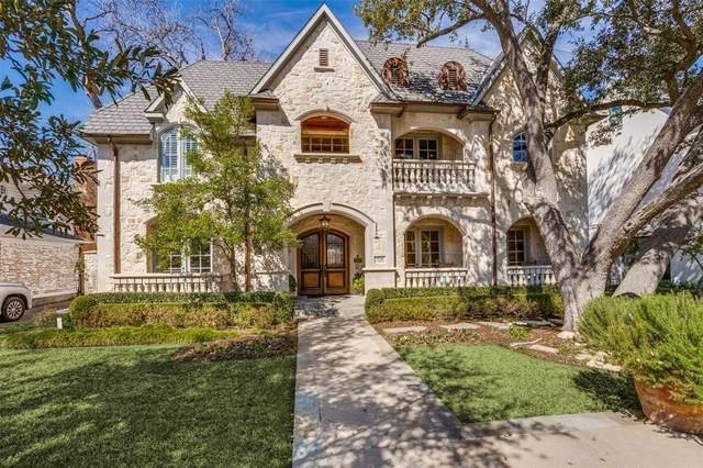 3528 Southwestern Boulevard, University Park, TX 75225 (MLS #14299193) :: The Chad Smith Team