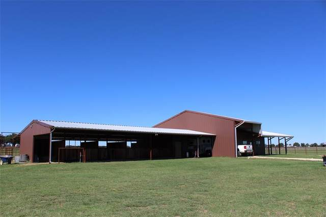885 County Road 422, Stephenville, TX 76401 (MLS #14299263) :: The Chad Smith Team