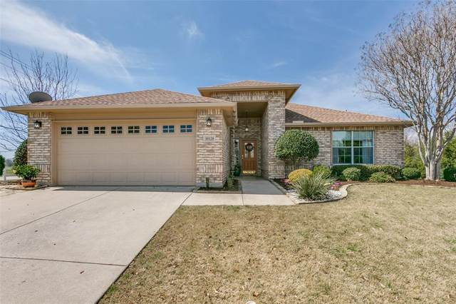 10120 Southpoint Court, Denton, TX 76207 (MLS #14299280) :: The Kimberly Davis Group