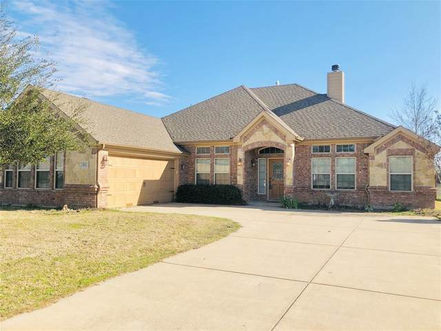 1022 Elk Ridge, Stephenville, TX 76401 (MLS #14299284) :: The Mitchell Group