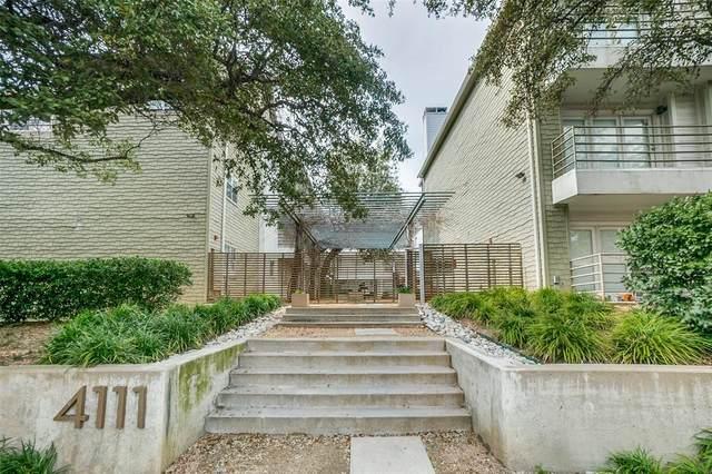 4111 Cole Avenue #24, Dallas, TX 75204 (MLS #14299304) :: RE/MAX Pinnacle Group REALTORS