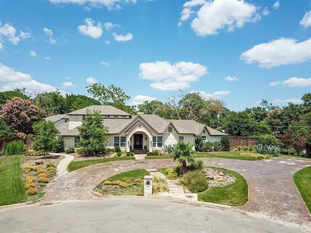 14126 Brookridge Circle, Dallas, TX 75254 (MLS #14299306) :: Hargrove Realty Group