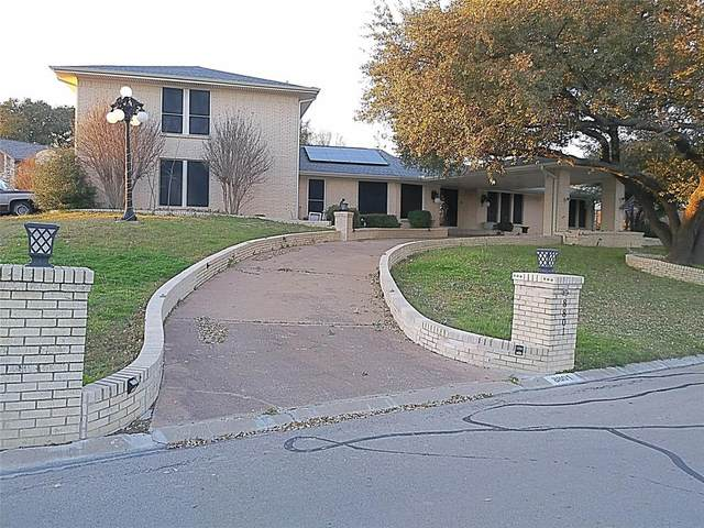 8801 Lake Country Drive, Fort Worth, TX 76179 (MLS #14299392) :: Real Estate By Design