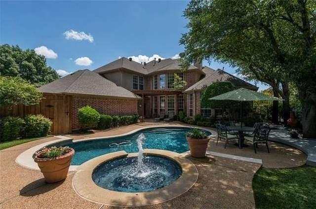 3465 White River Drive, Plano, TX 75025 (MLS #14299441) :: Robbins Real Estate Group