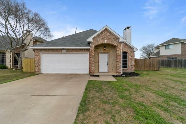 1273 Marchant Place, Lewisville, TX 75067 (MLS #14299616) :: The Mauelshagen Group