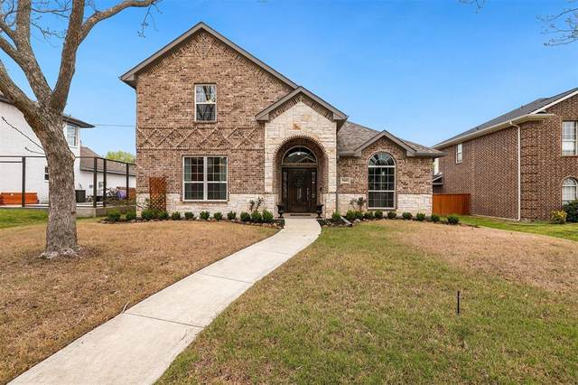 9401 Barton Creek Drive, Rowlett, TX 75089 (MLS #14299686) :: All Cities USA Realty