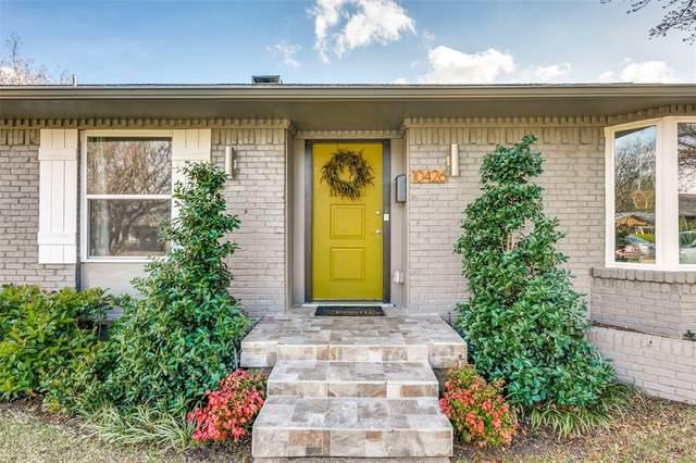 10426 Royalwood Drive, Dallas, TX 75238 (MLS #14299760) :: Frankie Arthur Real Estate
