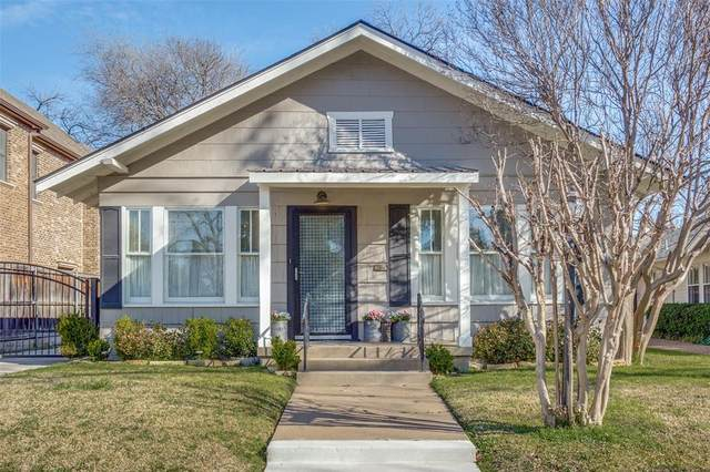 4908 Dexter Avenue, Fort Worth, TX 76107 (MLS #14299791) :: The Mitchell Group