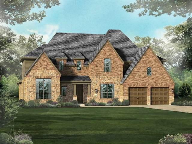 1800 Milton Drive, Prosper, TX 75078 (MLS #14299817) :: The Kimberly Davis Group