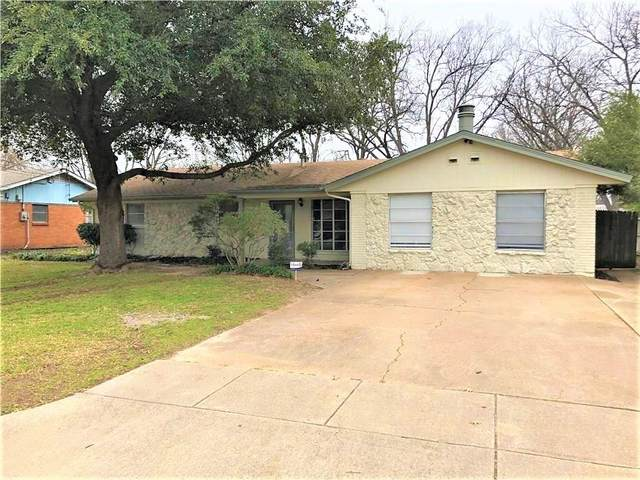 1208 Wade Hampton Street, Benbrook, TX 76126 (MLS #14299831) :: Potts Realty Group