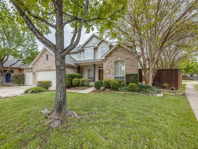 3705 Sidney Lane, Flower Mound, TX 75022 (MLS #14299859) :: EXIT Realty Elite