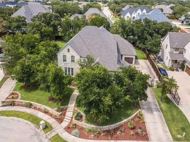 720 Lockley Way, Colleyville, TX 76034 (MLS #14299917) :: Trinity Premier Properties