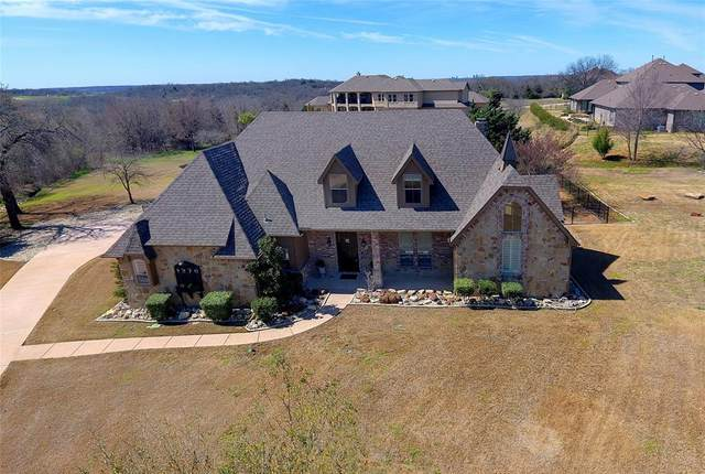 1270 Forest Bend Court, Cross Roads, TX 76227 (MLS #14299981) :: Robbins Real Estate Group