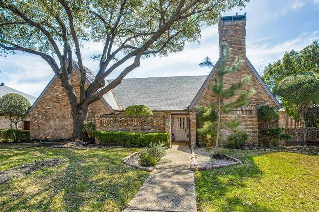 9216 Middle Glen Drive, Dallas, TX 75243 (MLS #14300271) :: The Mitchell Group