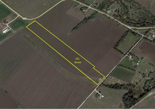 12 acre Ike Road, Waxahachie, TX 75165 (MLS #14300273) :: The Chad Smith Team