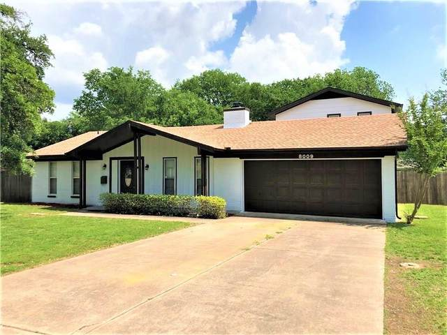 8009 Northbrook Drive, Benbrook, TX 76116 (MLS #14300310) :: Potts Realty Group