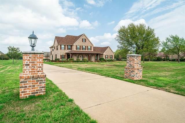 840 Saddlebrook Drive, Lucas, TX 75002 (MLS #14300557) :: North Texas Team | RE/MAX Lifestyle Property