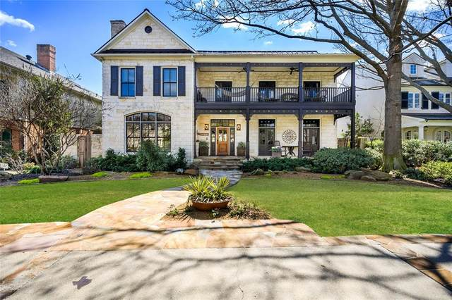3933 Centenary Avenue, University Park, TX 75225 (MLS #14300573) :: Trinity Premier Properties