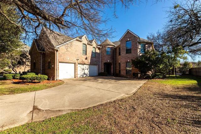 200 Orchard Park Court, Mckinney, TX 75071 (MLS #14300607) :: Team Hodnett