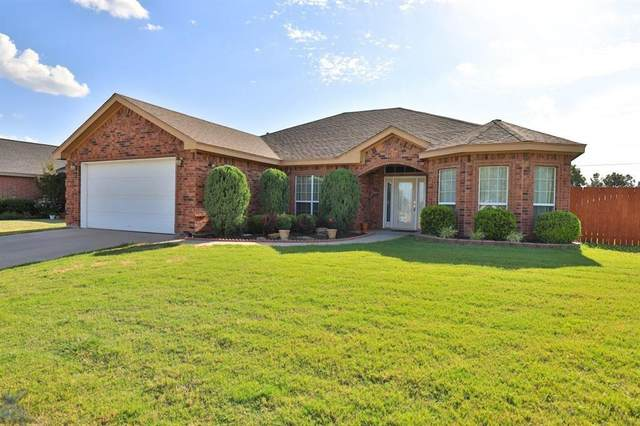 3266 Valley Forge Road, Abilene, TX 79601 (MLS #14300630) :: The Chad Smith Team