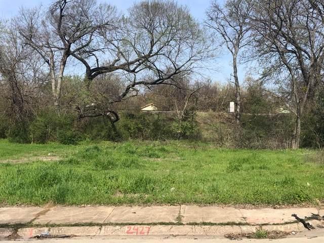 2427 Saint Clair Drive, Dallas, TX 75215 (MLS #14300722) :: Hargrove Realty Group