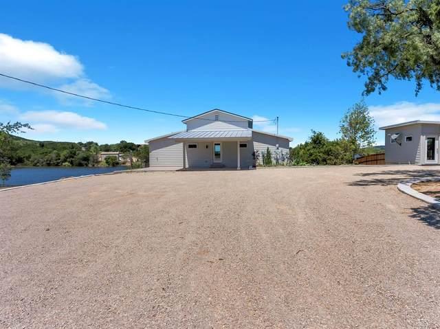 1667 Ellis Sod Road, Possum Kingdom Lake, TX 76449 (MLS #14300915) :: RE/MAX Landmark
