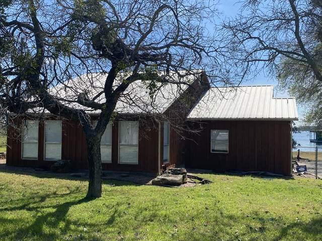 2831 Hamilton Drive, Possum Kingdom Lake, TX 76449 (MLS #14300920) :: RE/MAX Landmark