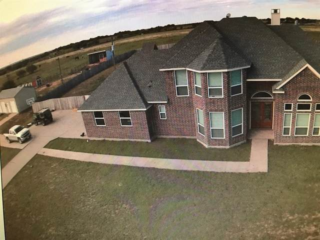 5277 County Road 52, Celina, TX 75009 (MLS #14300950) :: The Hornburg Real Estate Group