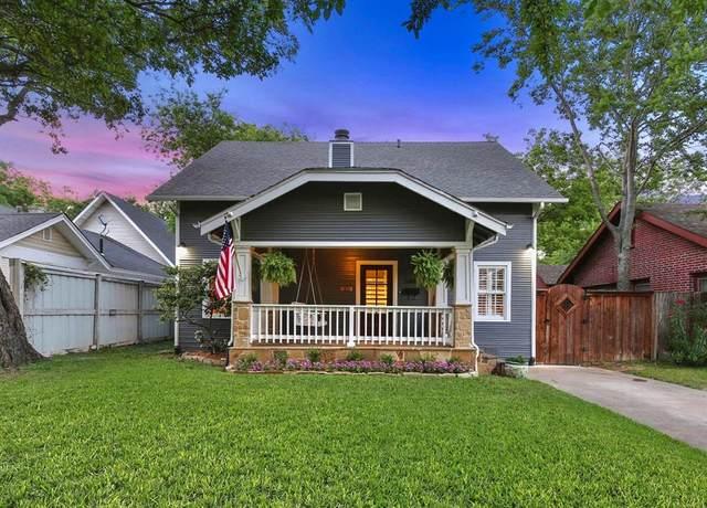 5447 Bonita Avenue, Dallas, TX 75206 (MLS #14300969) :: Robbins Real Estate Group
