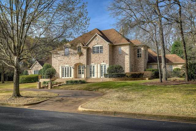 2055 Stonegate Boulevard, Tyler, TX 75703 (MLS #14301004) :: The Chad Smith Team