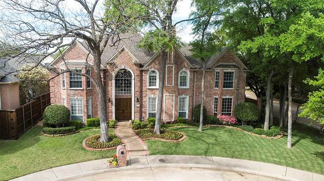 5227 Lincolnshire Court, Dallas, TX 75287 (MLS #14301077) :: The Mauelshagen Group