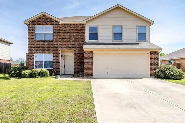 116 Thoroughbred Drive, Krum, TX 76249 (MLS #14301100) :: The Kimberly Davis Group