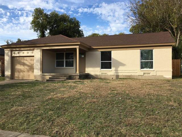 2711 San Paula Avenue, Dallas, TX 75228 (MLS #14301150) :: The Heyl Group at Keller Williams