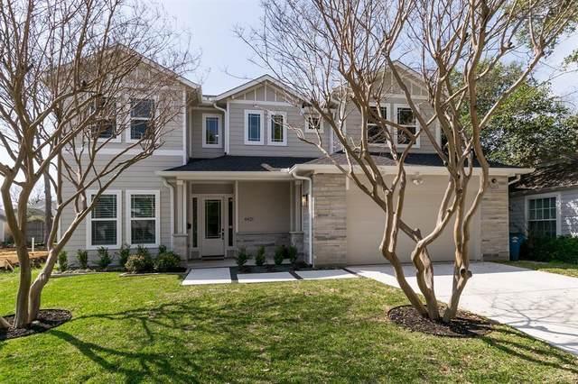4421 Somerville Avenue, Dallas, TX 75206 (MLS #14301178) :: Robbins Real Estate Group