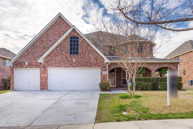 4004 Kimbell Drive, Fort Worth, TX 76244 (MLS #14301193) :: Real Estate By Design