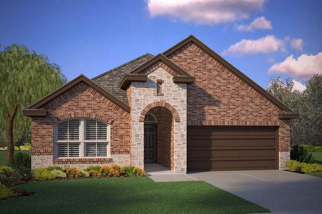 1610 Omaha Drive, Granbury, TX 76049 (MLS #14301206) :: The Chad Smith Team