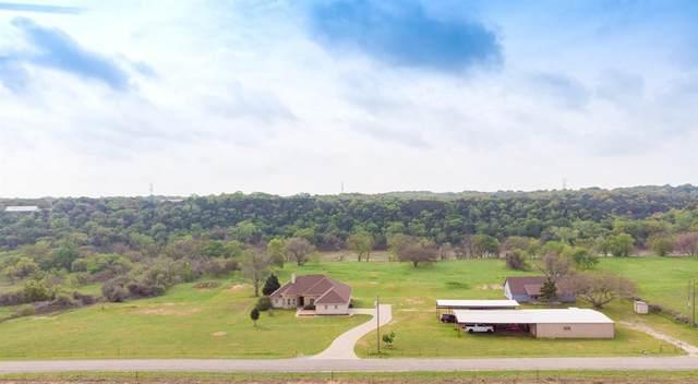 14901 Mitchell Bend Court, Granbury, TX 76048 (MLS #14301285) :: The Kimberly Davis Group