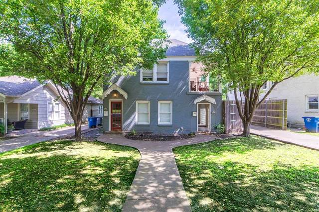 6253 Palo Pinto Avenue, Dallas, TX 75214 (MLS #14301314) :: Robbins Real Estate Group