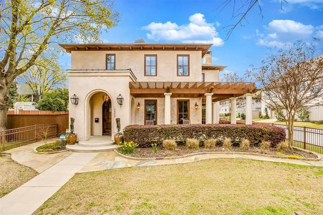 3829 W 6th Street, Fort Worth, TX 76107 (MLS #14301318) :: The Mitchell Group
