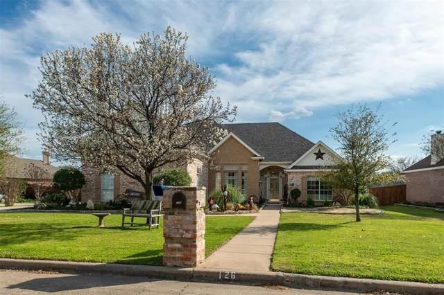 126 Daisey Lane, Justin, TX 76247 (MLS #14301323) :: Team Tiller