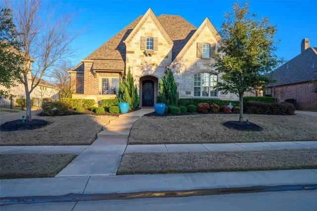 8720 Canyon Crossing, Lantana, TX 76226 (MLS #14301333) :: Frankie Arthur Real Estate