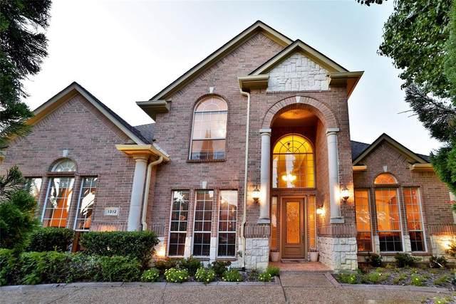 1312 Breamar Drive, Carrollton, TX 75007 (MLS #14301336) :: The Heyl Group at Keller Williams