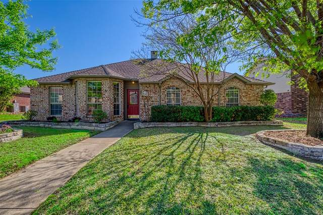 4202 Wild Plum Drive, Carrollton, TX 75010 (MLS #14301496) :: Post Oak Realty