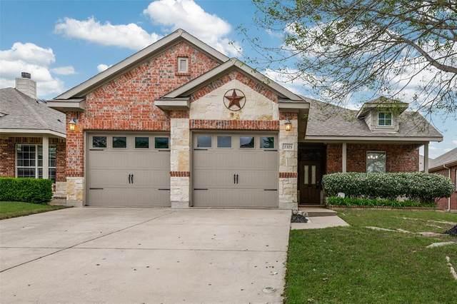 2325 Grand Rapids Drive, Fort Worth, TX 76177 (MLS #14301503) :: The Kimberly Davis Group